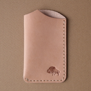 No.1 Wallet - Natural