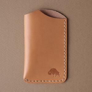 No.1 Wallet - Golden tan