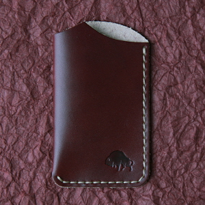 No.1 Wallet - Burgundy