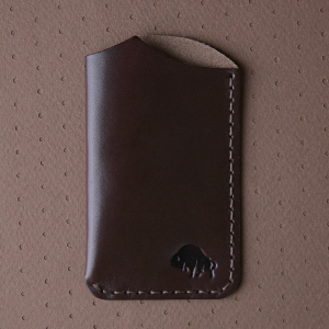 No.1 Wallet - Brown