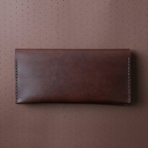 No.12 Wallet - Malbec