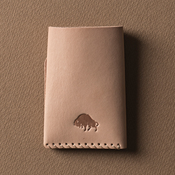 No.2 Wallet - Natural