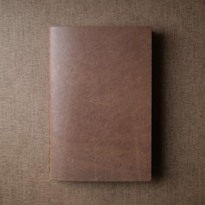 Large Notebook - Whiskey