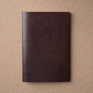 Large Notebook - Malbec