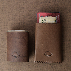 [SET] No.2 Wallet & Cash Fold SET