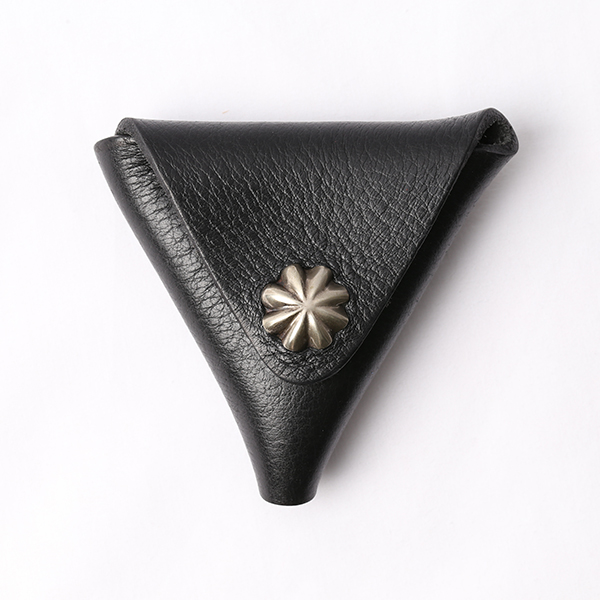 Concho Coin Case - Black