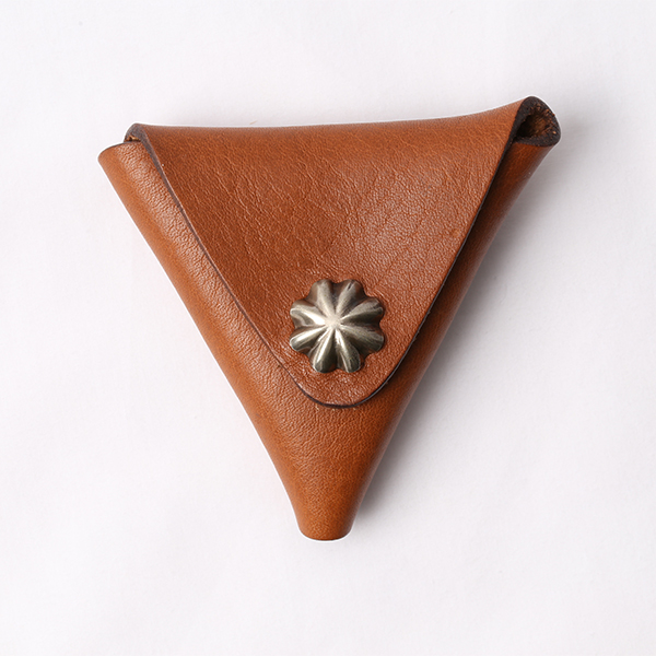 Concho Coin Case - L.Brown
