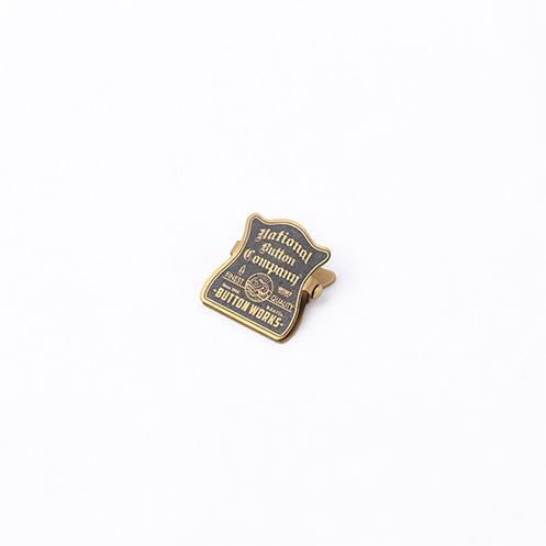 Brass Paper Mini Clip - Black