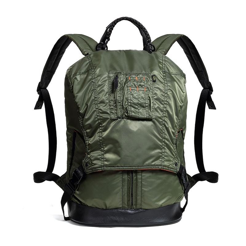 MA - 1 Jacket Backpack - Rifle Olive
