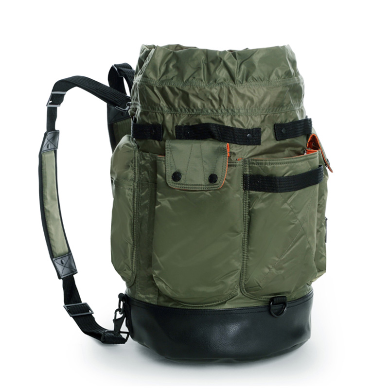 Lid Helmet Bag - Rifle Olive