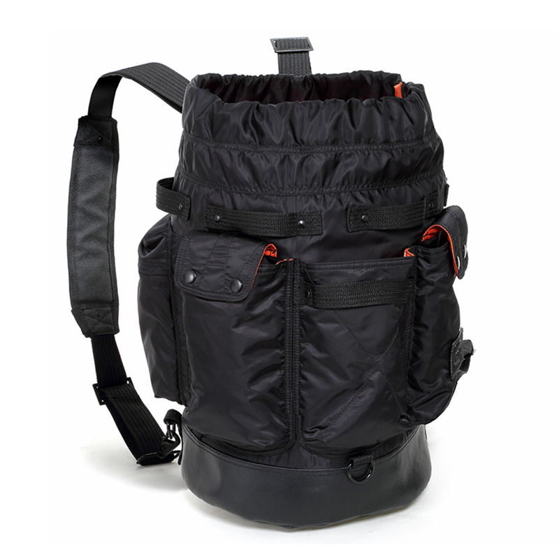 Lid Helmet Bag - Midnight Black