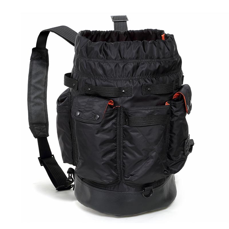 Lid Helmet Bag - Midnight Black