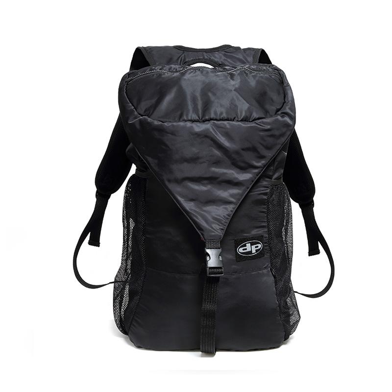 Smuggler Foldaway Bag - Midnight Black