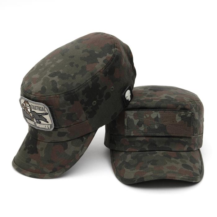 44Magnum Military Cap - Camo