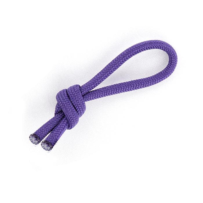 Paracord Zipper Cord - Purple