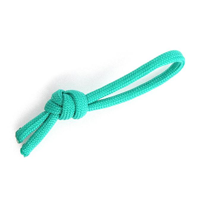 Paracord Zipper Cord - Emerald Green