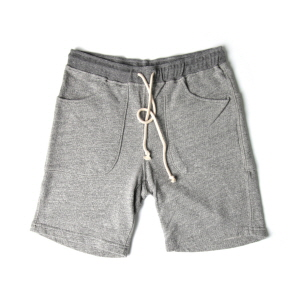9oz Sweat Shorts - Metal