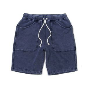 9oz Sweat Shorts - P-Navy
