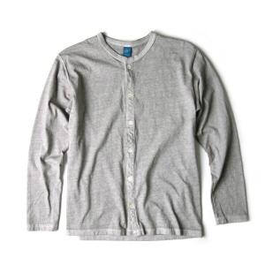 Crew T-Shirts Cardigan - P-Ash