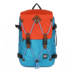 ALBERT Backpack - Red/Blue