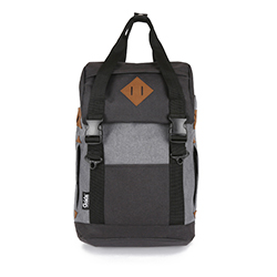 ARTHUR-S Backpack - Black/Grey