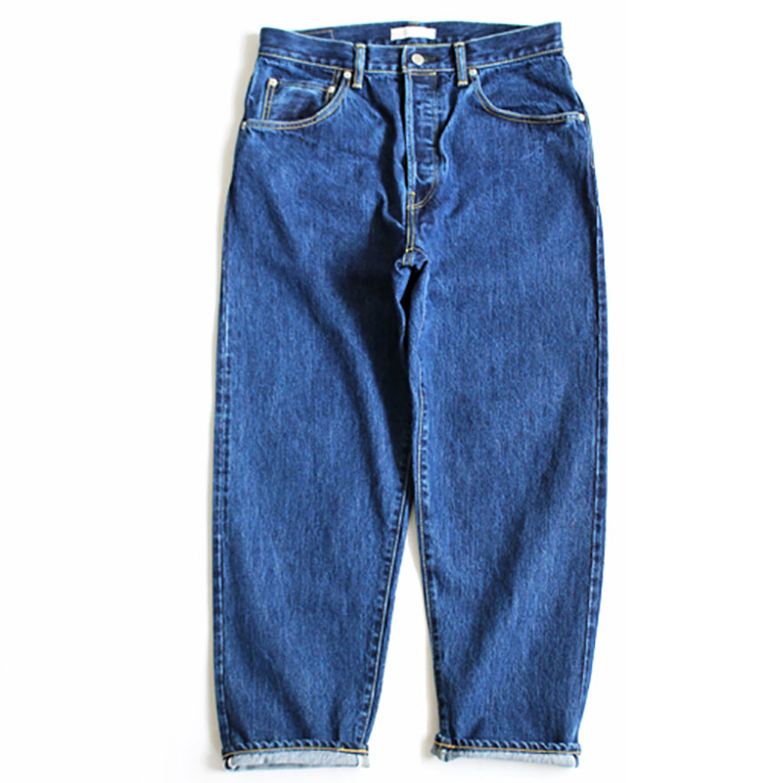 Loose Tapered Denim - Used