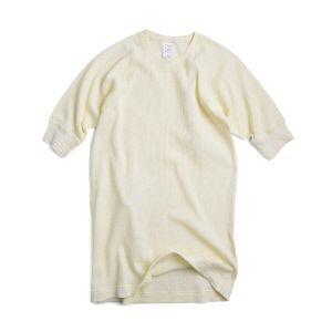 Pack Half Sleeve C/N Tee [Off White]