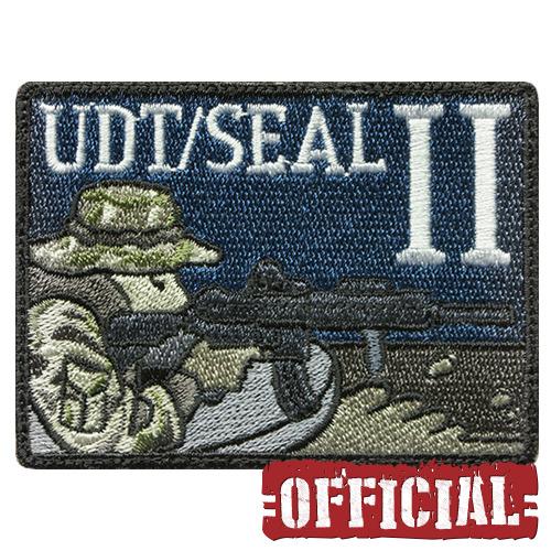 UDT 해상작전대 보트야간침투