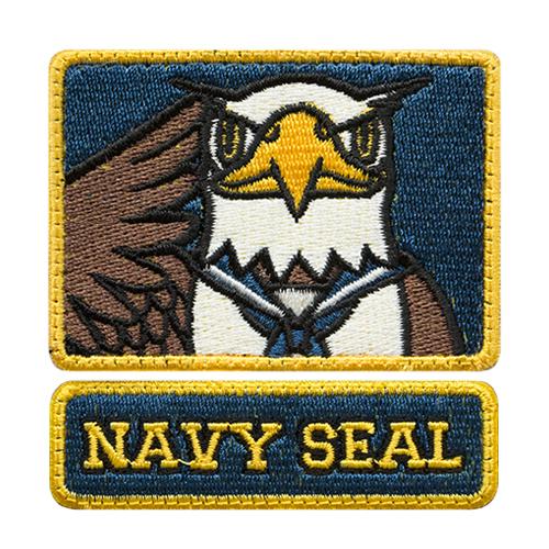 NAVY SEAL 독수리 카툰