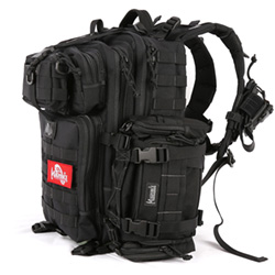 [SET] Super Falcon Backpack - Black
