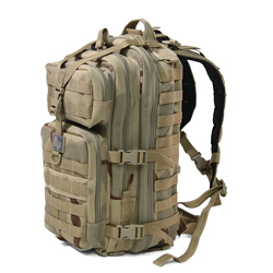 SuperFalcon Backpack - Desert Camo