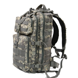 SuperFalcon Backpack - Digital Foliage Camo
