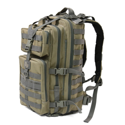 SuperFalcon Backpack - Khaki Foliage