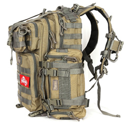 [SET] Super Falcon Backpack - Khaki Foliage