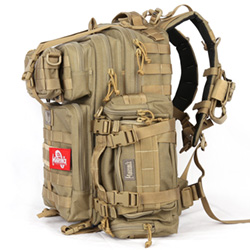 [SET] Super Falcon Backpack - Khaki