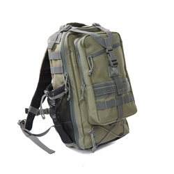 BlueJay Backpack - Khaki Foliage