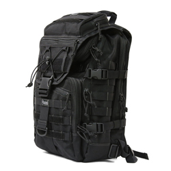 Harrier Laptop Backpack - Black