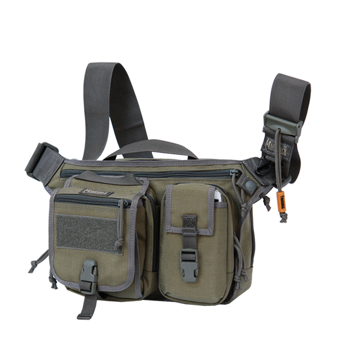 Raptor iPad Carrier - Khaki Foliage