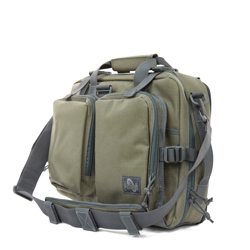 Griffin 3Way Office Bag - Khaki Foliage