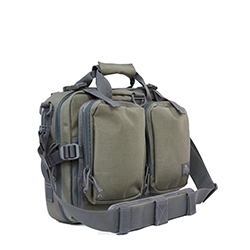 Griffin C-type 3Way Office Bag - Khaki Foliage