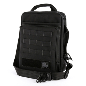 MAGFORCE,Leopard Laptop Case - Black