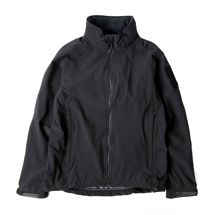 Tornado Windbreaker - Black
