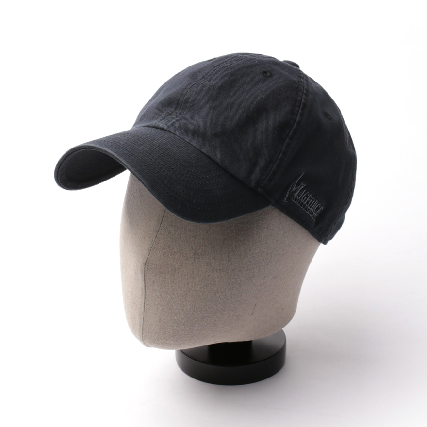 Rugged Cap - Black