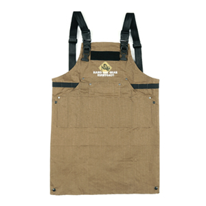 Chameleon Apron - Brown