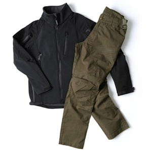 [SET] Jacket & Pants