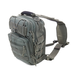 Jumbo Swallow Sling Bag - Foliage