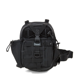 Mini Transformer Sling Bag - Black