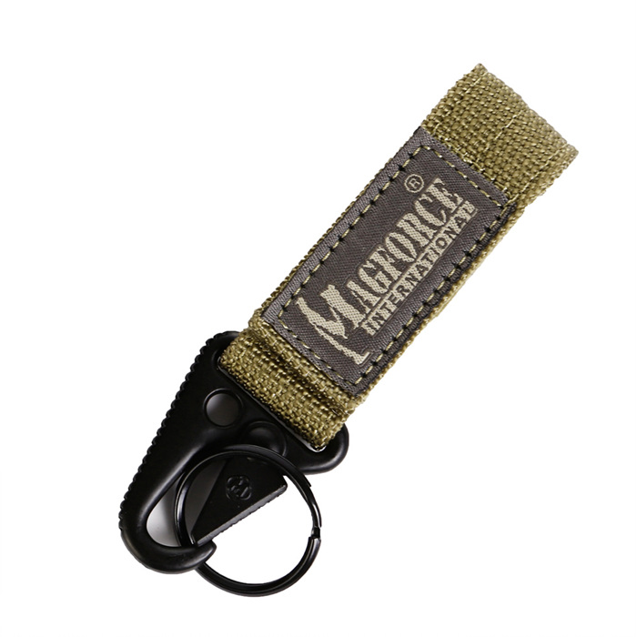 Belt Key Holder - Khaki
