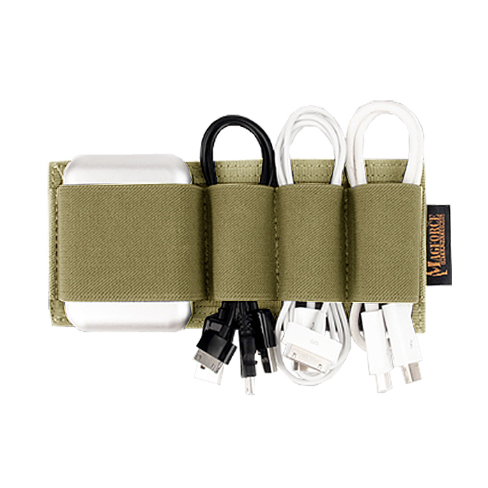 Power Cord Organizer - Khaki