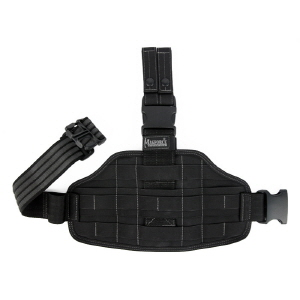 Leg Strap for Holster - Black